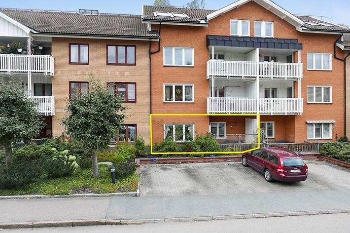 Bild: 2 rum bostadsrätt på Malmgatan 8, Åmåls kommun Centralt