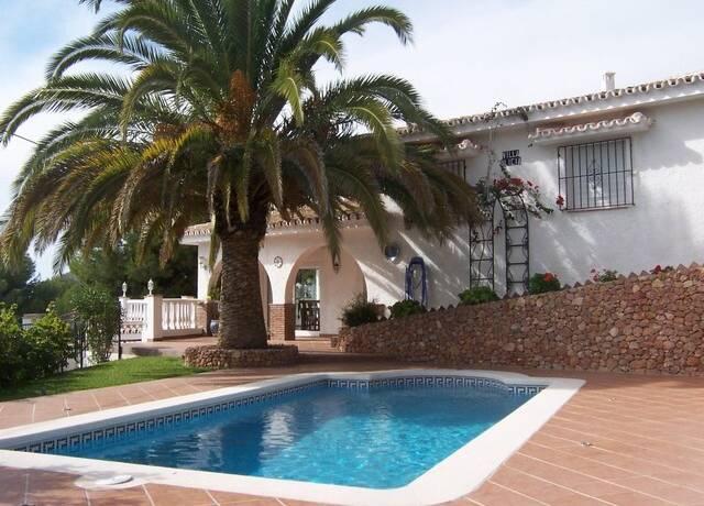 Bild: 4 rum villa på Bekväm villa i Cortijo San Rafael!, Spanien Frigiliana