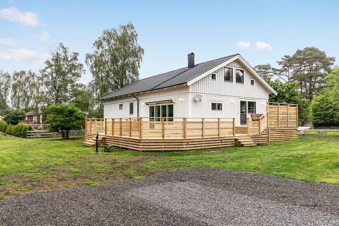 Bild: 5 rum villa på Duvbovägen 2, Kungsbacka kommun Onsala