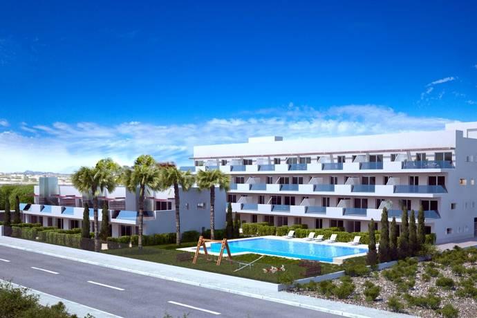Bild: 3 rum bostadsrätt på Nybyggt i Villamartin, Spanien Villamartin | Torrevieja