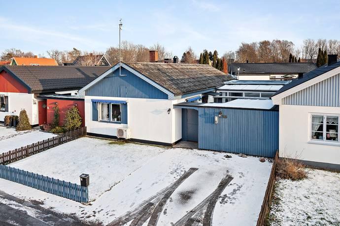 Bild: 4 rum villa på Folkparksvägen 25, Borgholms kommun BORGHOLM