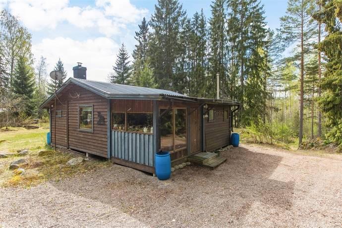 Bild: 2 rum fritidshus på Sjöbacksvägen 22, Heby kommun Nordsjö