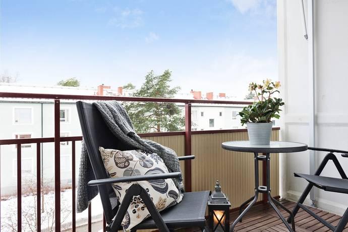 Bild: 3 rum bostadsrätt på Skönviksvägen 290, 3tr, Stockholms kommun Stureby - Enskede
