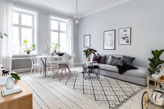 Bild: 2 rum bostadsrätt på Upplandsgatan 85A, 1 tr, Stockholms kommun Vasastan