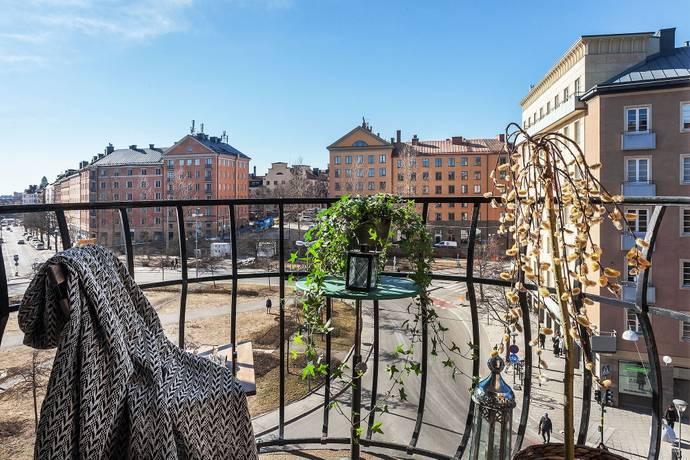 Bild: 4 rum bostadsrätt på Sankt Eriksgatan 110, 4tr, Stockholms kommun Vasastan
