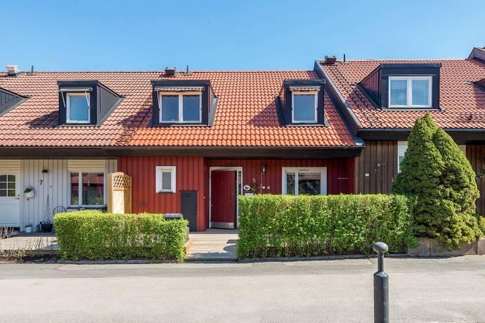Bild: 5 rum radhus på Wemevägen 9, Haninge kommun Vendelsö