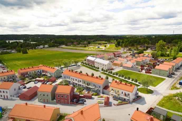 Bild från Mariefred Centralt - Brf Trädkronan, etapp 2