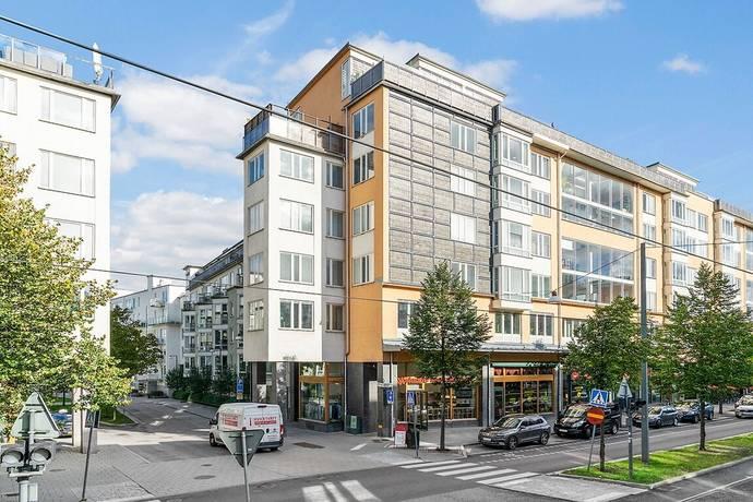 Bild: 3 rum bostadsrätt på Korphoppsgatan 20, Stockholms kommun Hammarby Sjöstad