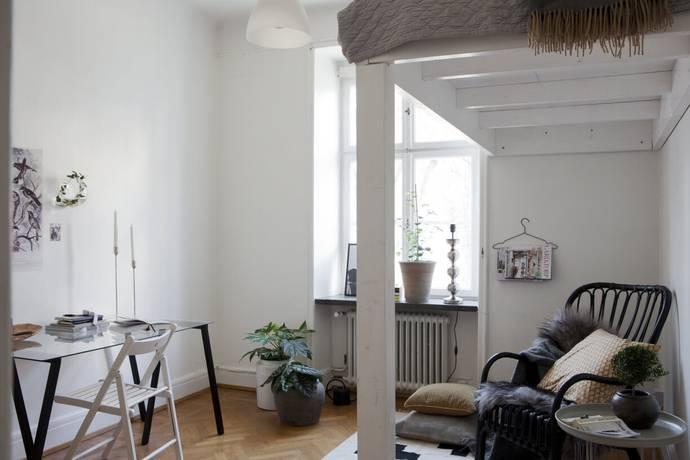 Bild: 1 rum bostadsrätt på Fersens väg 14B, Malmö kommun Davidshall