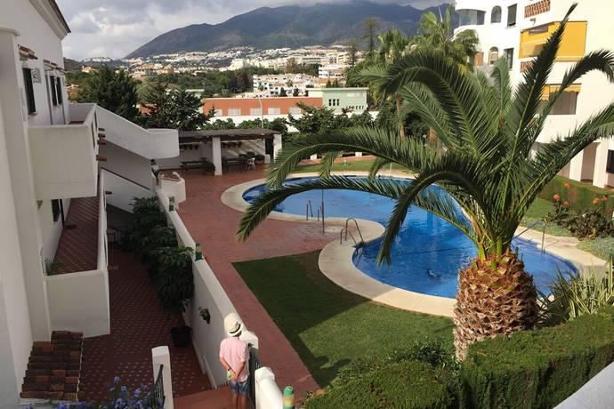 Bild: 2 rum bostadsrätt på Benalmadena - Mysig 2:a vid kända Parque de la Paloma, Spanien Benalmadena