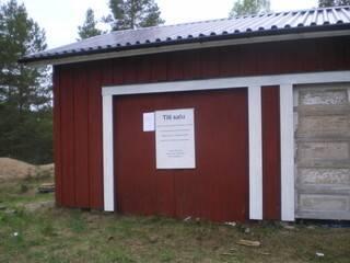 Bild: tomt på Vågen 88, Hudiksvalls kommun Vintergatsbyn