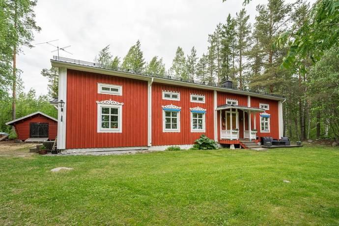 Bild: 6 rum villa på Mjösjölidvägen 146, Piteå kommun