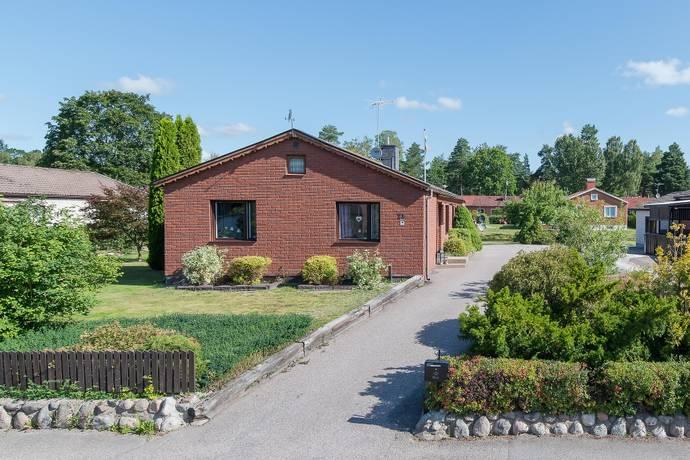 Bild: 4 rum villa på Oddergatan 28, Katrineholms kommun