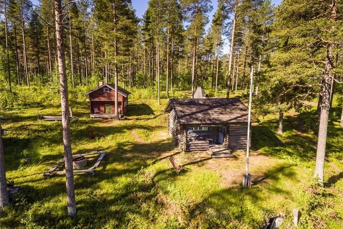 """Bild: 1 rum fritidshus på Timring """"Hängbron"""", Bodens kommun Råbäcken"""