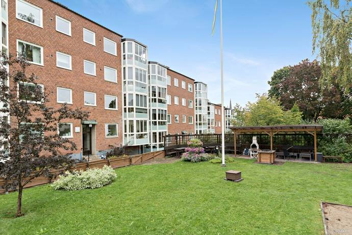 Bild: 3 rum bostadsrätt på Bergsgatan 32 A, Sundsvalls kommun Centrum