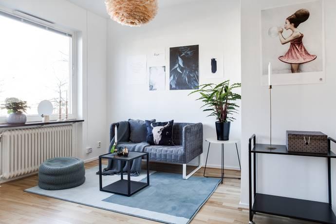 Bild: 1 rum bostadsrätt på Jönköpingsgatan 42A, Helsingborgs kommun Husensjö