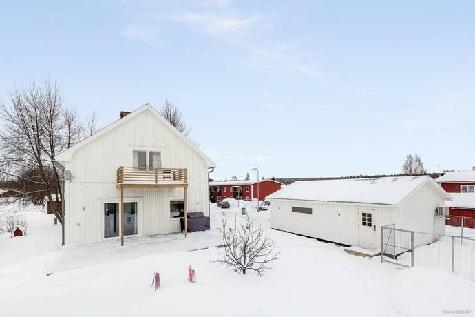 Bild: 3 rum villa på Trundövägen 9, Piteå kommun Rosvik
