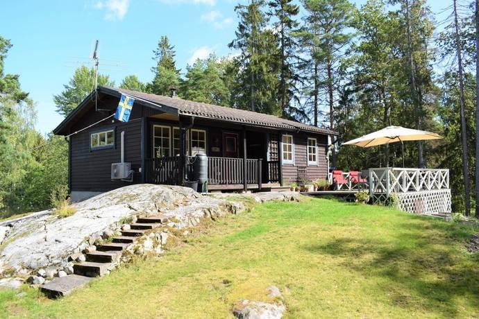 Bild: 4 rum villa på Lilla Dalhemsvägen 4, Värmdö kommun Djurhamn
