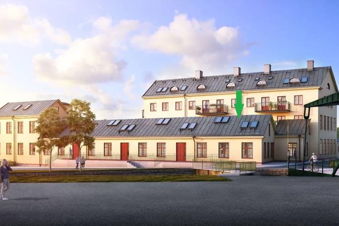 Bild: 3 rum bostadsrätt på Faktorigatan 3, Eskilstuna kommun