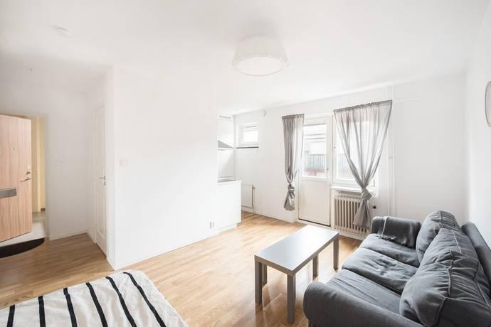 Bild: 1 rum bostadsrätt på Södra stapeltorgsgatan 26, Gävle kommun Söder