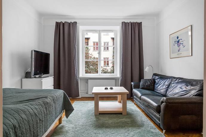 Bild: 1 rum bostadsrätt på Wollmar Yxkullsgatan 5A, 2tr, Stockholms kommun Södermalm