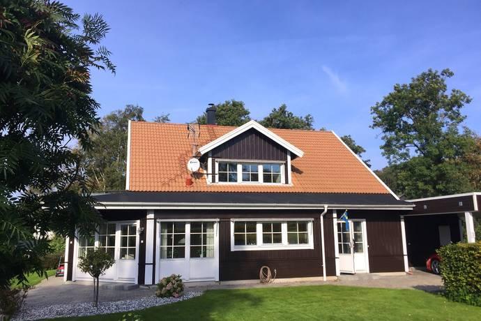 Bild: 5 rum villa på Mossvägen  3, Höganäs kommun Mölle