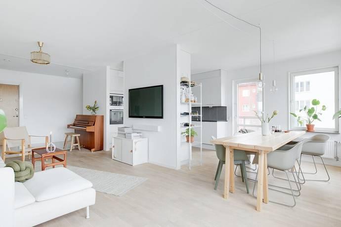 Bild: 4 rum bostadsrätt på Torngatan 16, Uppsala kommun Kapellgärdet