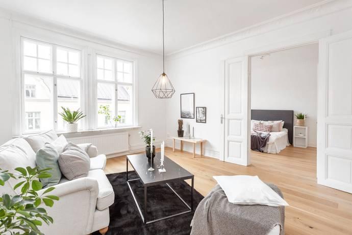 Bild: 2 rum bostadsrätt på Lövstagatan 6, Örebro kommun Väster