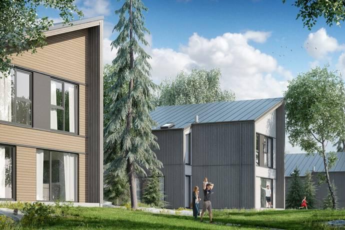 Bild: 6 rum villa på Dejavägen 29, Västerås kommun Gäddeholm