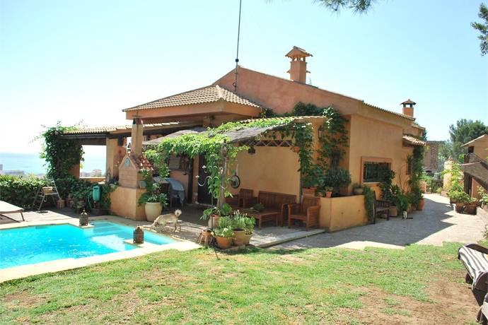 Bild: 5 rum villa på Villa med pool och trädgård, Spanien Torremolinos | Costa del Sol