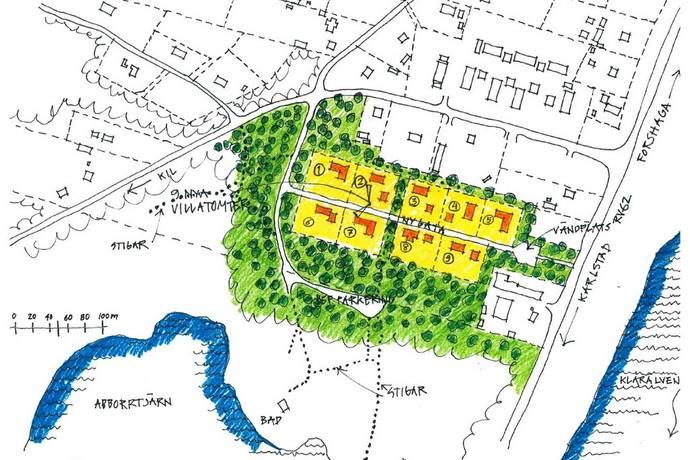 Bild från Dyvelsten - Bygg ett drömhem från LB-Hus i attraktivt område!