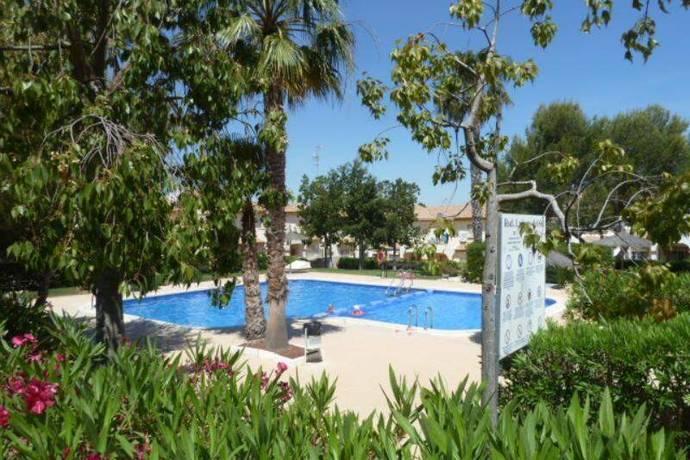 Bild: 3 rum radhus på Radhus i La Florida, Alicante, Spanien La Florida