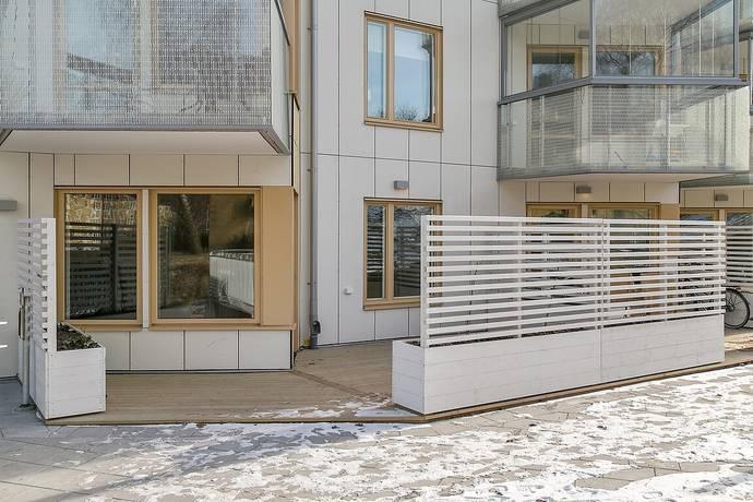 Bild: 2 rum bostadsrätt på Distansgatan 23 A, Göteborgs kommun Flatås