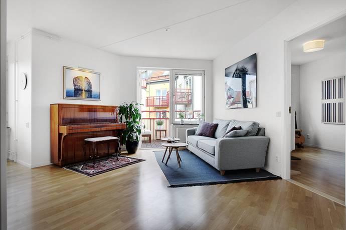 Bild: 2 rum bostadsrätt på järla gårdsväg 29, 4tr, Nacka kommun Järla Sjö