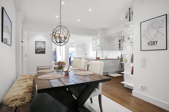 Bild: 3 rum bostadsrätt på Södra Murgatan 5, Gotlands kommun Visby
