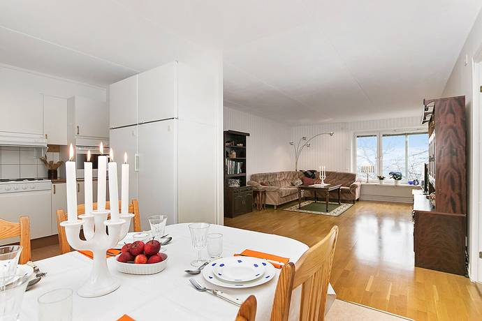 Bild: 3 rum bostadsrätt på Floravägen 21, 3 tr, Nynäshamns kommun