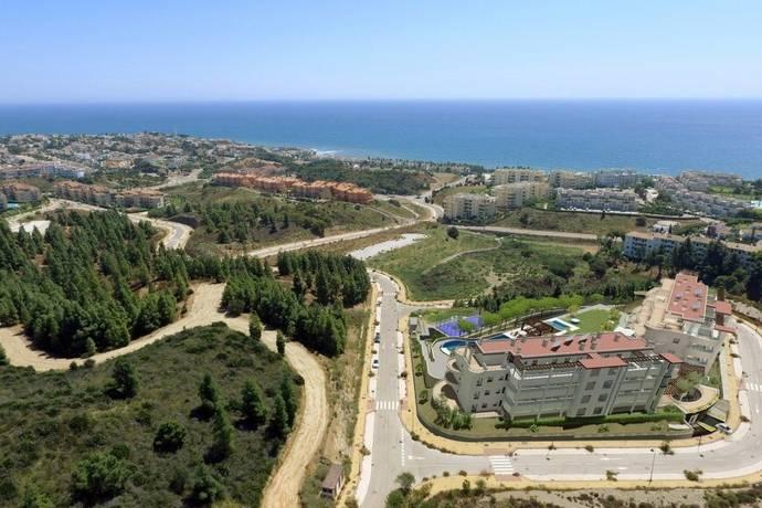 Bild: 4 rum bostadsrätt på Havsutsikter i Mijas Costa, Spanien Mijas Costa | Costa del Sol