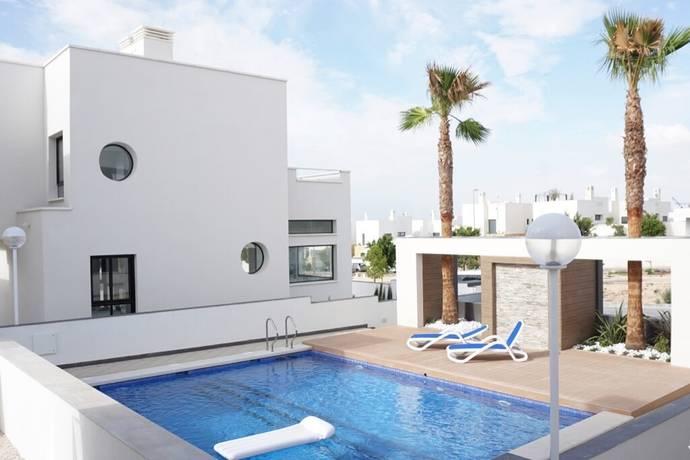 Bild: 4 rum villa på Luna, Ciudad Quesada, Spanien Ciudad Quesada