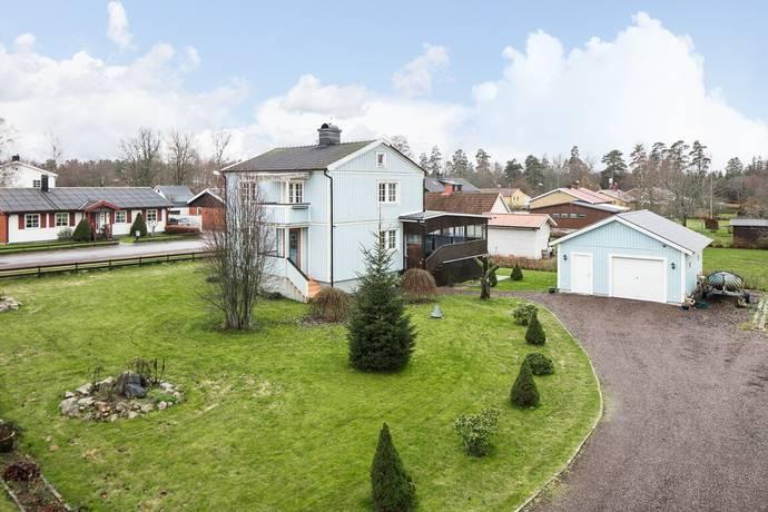 Bild: 5 rum villa på Storgatan 54, Uppvidinge kommun Lenhovda