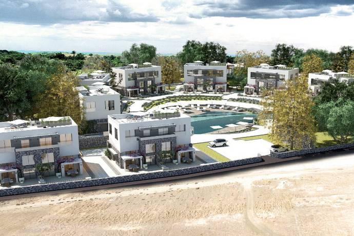 Bild: 3 rum bostadsrätt på Aqua Marine, markplan, Cypern Tatlisu