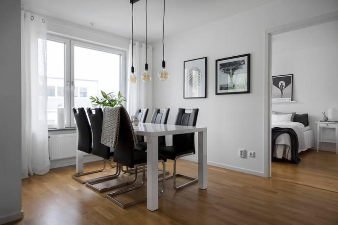 Bild: 2,5 rum bostadsrätt på Henriksdalsallén 31, 2 tr, Stockholms kommun Hammarby Sjöstad