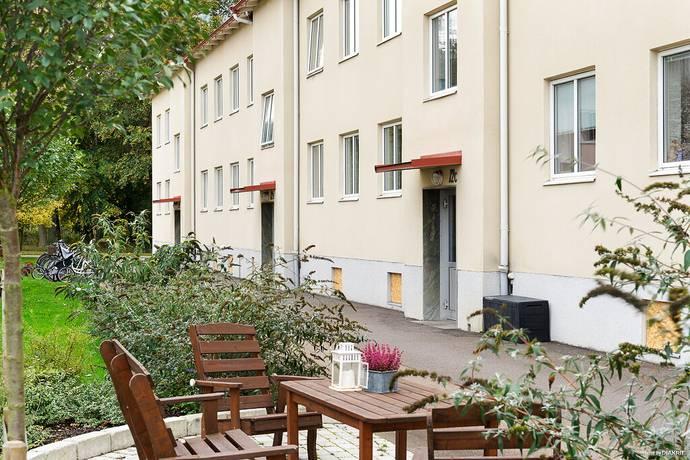 Bild: 2 rum bostadsrätt på Doktorsgatan 12 C, Ängelholms kommun Centrum