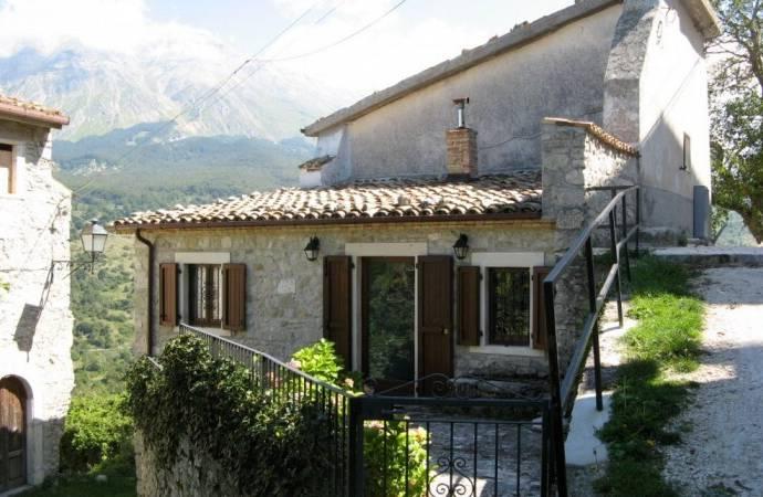 Bild: 4 rum villa på Roccacaramanico, Pescara, Italien Abruzzo