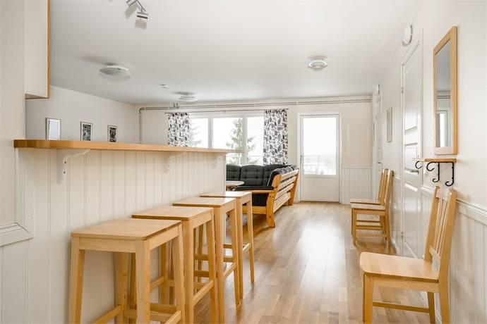 Bild: 5 rum bostadsrätt på Häggbärsstigen 6 A, Orsa kommun Grönklitt