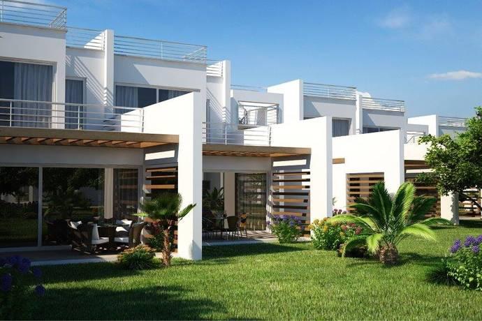 Bild: 2 rum bostadsrätt på Caesar Beach, 1 sovrum markplan, Cypern Bogaz