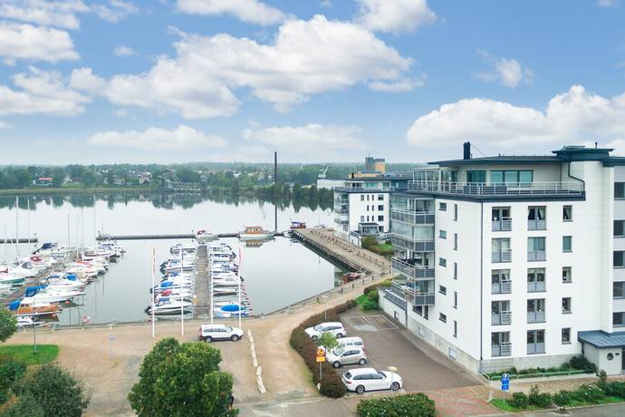 Bild: 4 rum bostadsrätt på Vänerparken 2, Vänersborgs kommun Centrum
