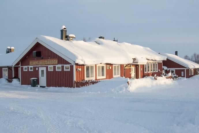 Bild: 725 m² villa på Kultsjövägen 3, Vilhelmina kommun Klimpfjäll