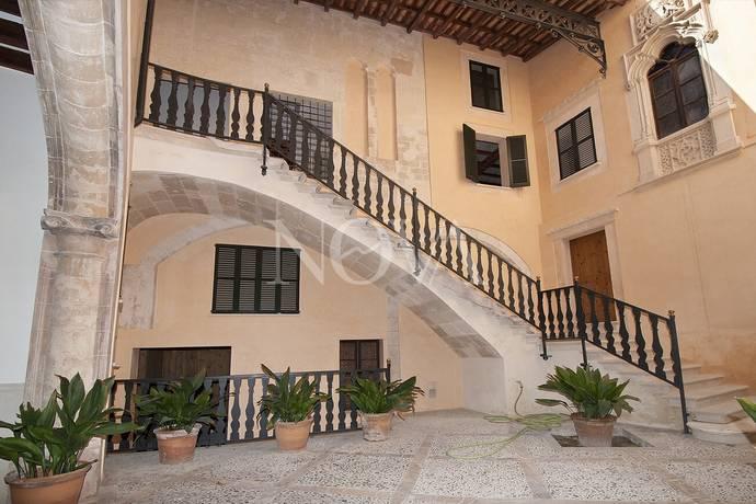 Bild: 4 rum bostadsrätt, Spanien Gamla stan, Palma