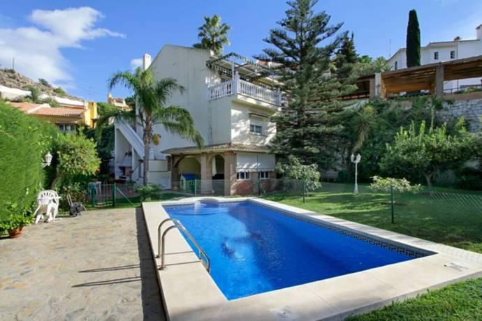 Bild: 4 rum villa på Costa del Sol, Málaga, Spanien