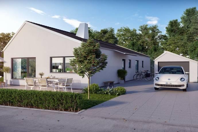 Bild: 5 rum villa på Backgatan, Svedala kommun